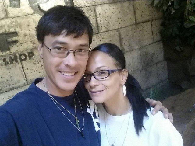 Interracial Couple Nicole & Jon - Hyattsville, Maryland, United States