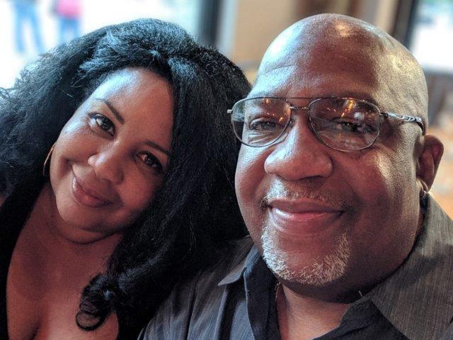 Interracial Couple Melanie & Stacey