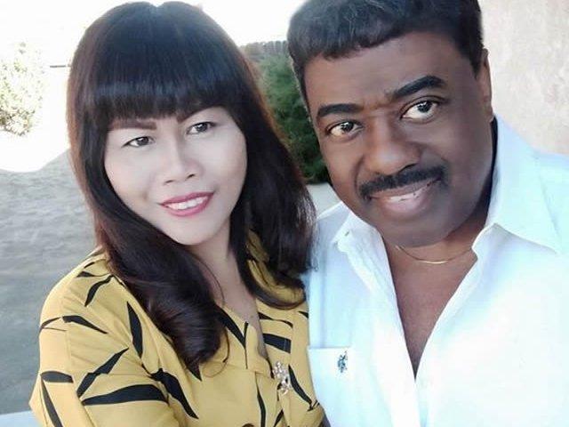 Interracial Marriage Ranila & Danny - Hesperia, California, United States