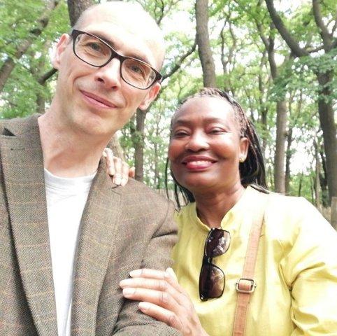 Black Women White Men - She Liked Him, and He Felt Likewise   Swirlr - Eucharia & Richard